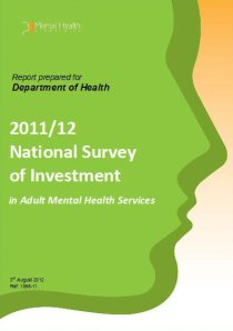 National Survey of Investment 2011-12