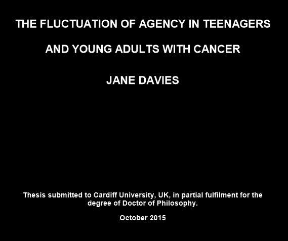 Jane's PhD
